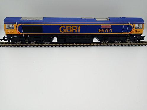 Class 66 GBRF R3573