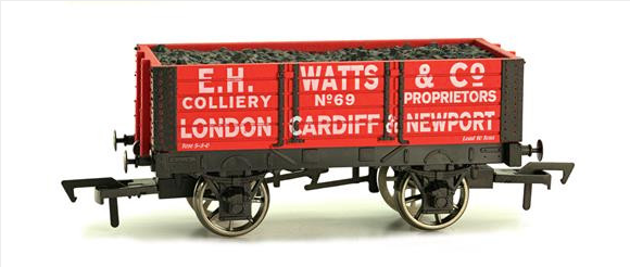 4f-052-011 EH Watts 5 Plank wagon