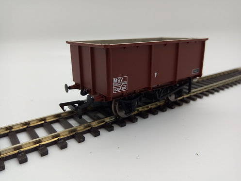 37-279 27t steel tippler wagon