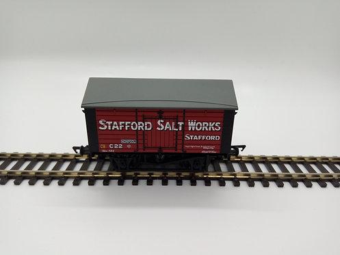 33-181A Covered Salt Wagon Stafford