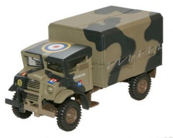 BEDFORD CMP TRUCK 1ST CANADIAN INF DIV ITALY 1944