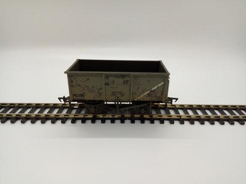 BR 16T Steel Mineral Wagon BR Grey (Early) [W] 37-253B
