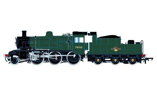 R3839 BR, Standard 2MT, 2-6-0, 78000