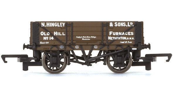 R6745 4 Plank Wagon, Hingley & Sons Ltd