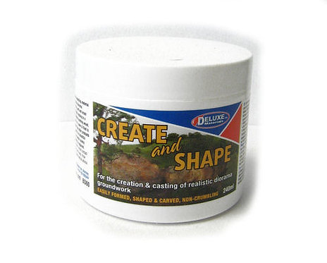 BD-60 Create and Shape (240ml)