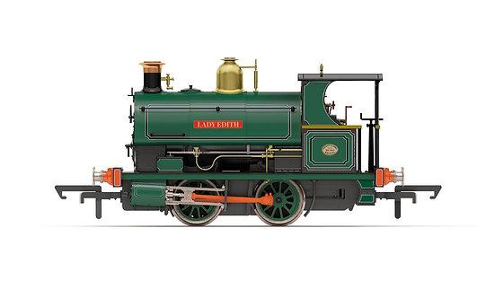 R3761 PO, Earl of Dudley's Round Oak Works, Peckett W4 Class (Open Back Cab), 0-