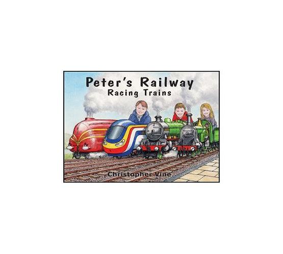 Peter's Railway Racing Trains