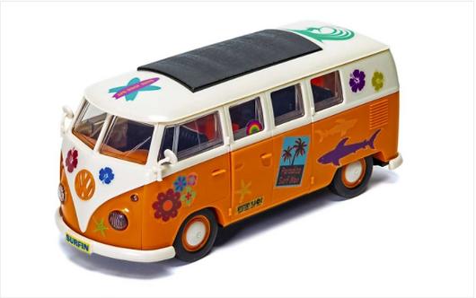 Airfix Quickbuild Surfin Camper Van