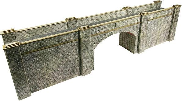 PO247 00/H0 SCALE RAILWAY BRIDGE IN STONE