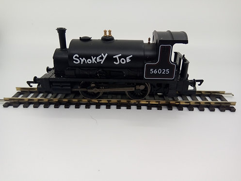 RailRoad, BR, Class 264 'Pug', 0-4-0ST, 56025 'Smokey Joe'