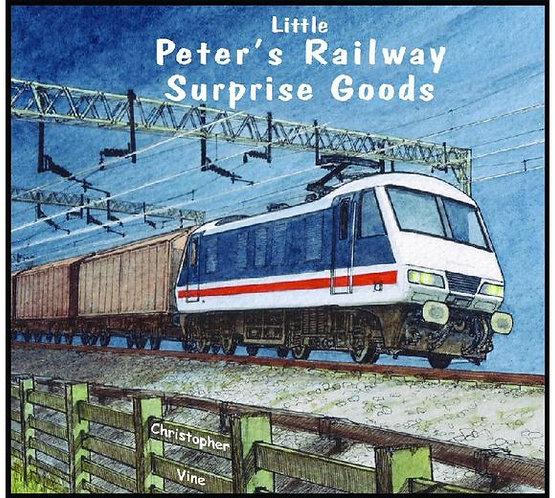 Little Peter's Railway Surprise Goods