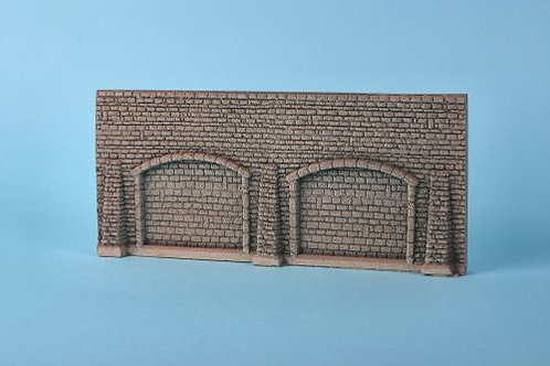 GM32 Grey Stone Walls with Arches