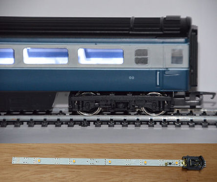 CL1 Automatic Coach Lighting - Cool White/Standard