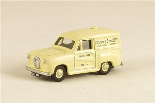 EM76659 Austin A30 Van BROOK AGRICULTURAL ENGINEERS