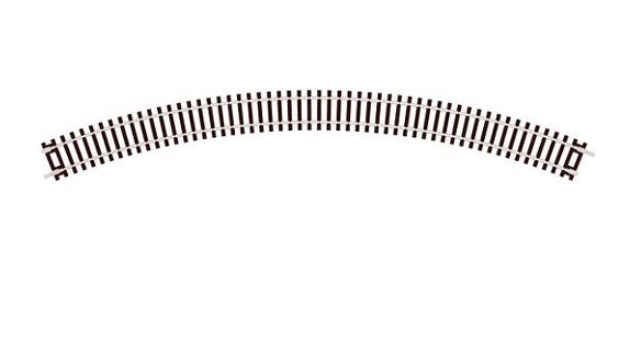 ST-231 Double Curve, 3rd Radius