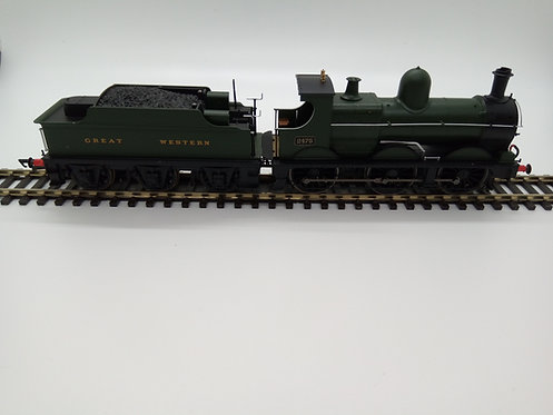 Oxford Rail Dean Goods GWR Green