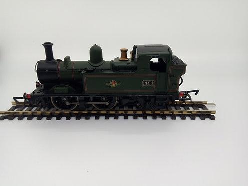 Hornby Railroad BR Green 14xx 00 gauge model