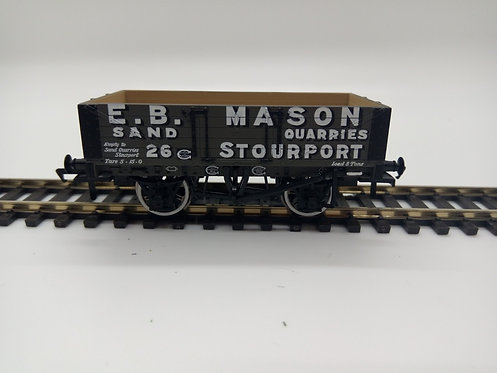 37-038 5 plank E.B Mason