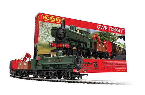 GWR Freight Train Set R1254M