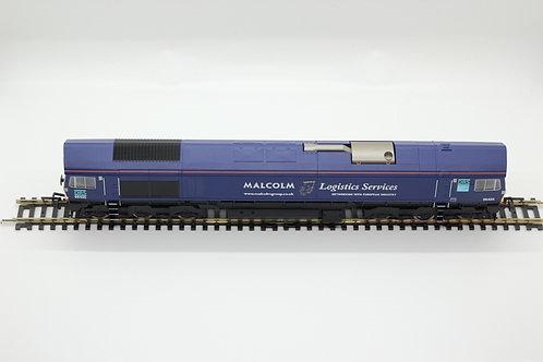 DRS Class 66 R3886