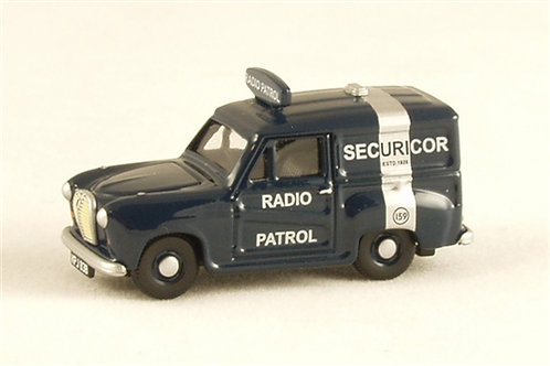 EM76666 Austin A35 Van SECURICOR RADIO PATROL