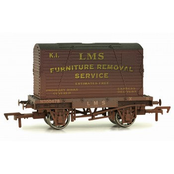 CONFLAT & CONTAINER LMS K1 WEATHERED