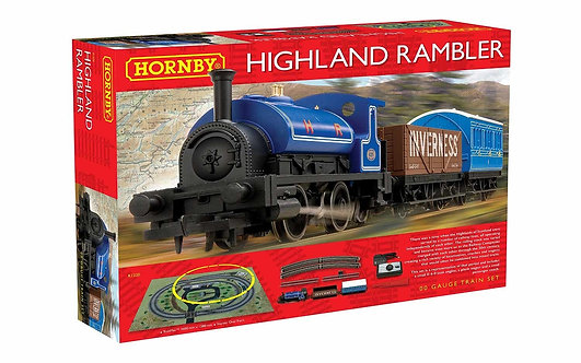 Highland Rambler Train Set