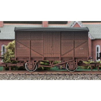 OO GAUGE FRUIT MEX WEATHERED