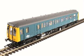 Class 121 single car DMU 'Bubblecar' W55023 in BR blue