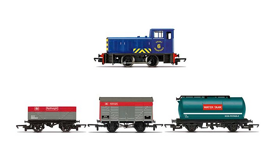 R30036 Diesel Freight Train Pack