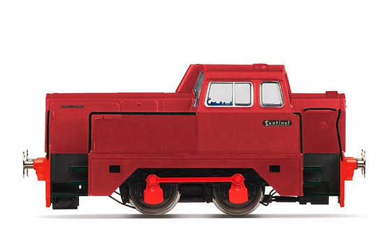 Oxfordshire Ironstone Company, Sentinel 0-4-0, 'Graham' - Era 11