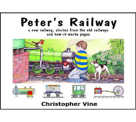 Peter's Railway - Book 1