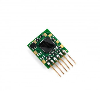DCC93 Ruby 2 Function 6 Pin Decoder