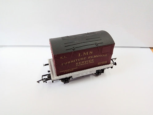 LMS K-1 Container