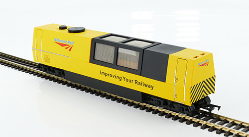 GM4210101 Network Rail Track Cleaning Vehicle