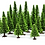 Thumbnail: GM125 Spruce Trees (25)