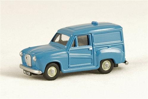 EM76658 Austin A30 Van STREAMLINE BLUE