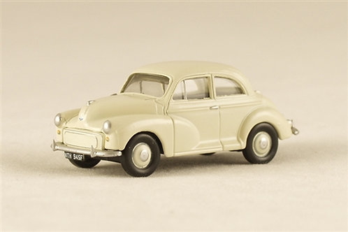EM76832 Morris Minor 2-door Saloon WHITE