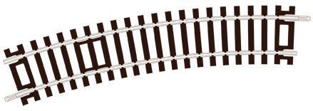 ST-220 Setrack Standard Curve Track Radius 1