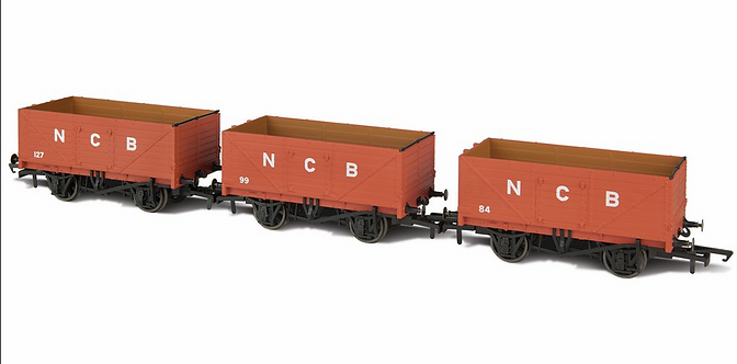 GV6020 NCB wagons 3pack
