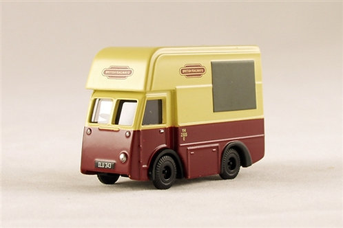 EM76641 NCB Electric High Top Van BRITISH RAILWAYS