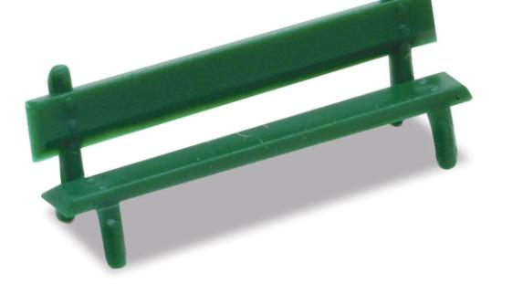 LK-25 Platform seats Green