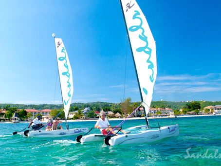 Best Sandals Resorts for Water Sports