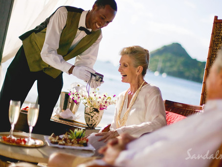 What Does a Butler Actually Do at Sandals Resorts?