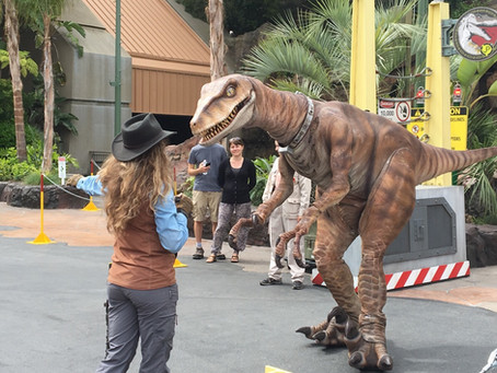 Nerd Travel Top 5 at Universal Studios Hollywood