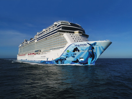 It's a Free for All with Free at Sea on Norwegian Cruise Line!