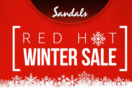Save Up to $750 With Sandals Resorts' Red Hot Winter Sale!