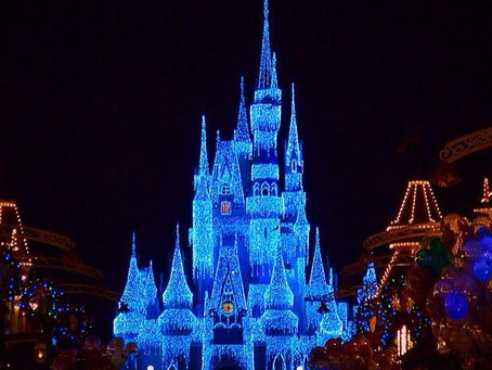Celebrating the Holidays at the Magic Kingdom