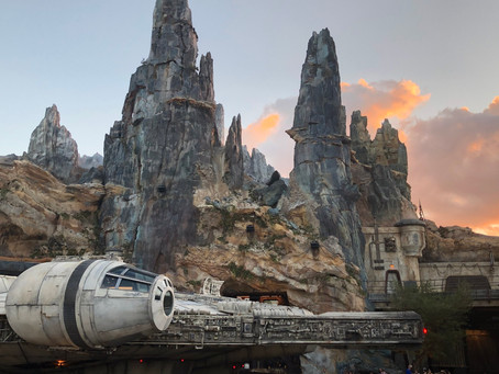 Spend a Virtual Day at Star Wars: Galaxy's Edge