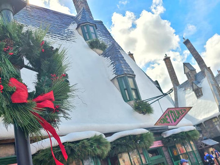 The Holidays Are Coming to Universal Orlando!